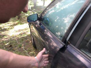 Устранение неприятных запахов в авто