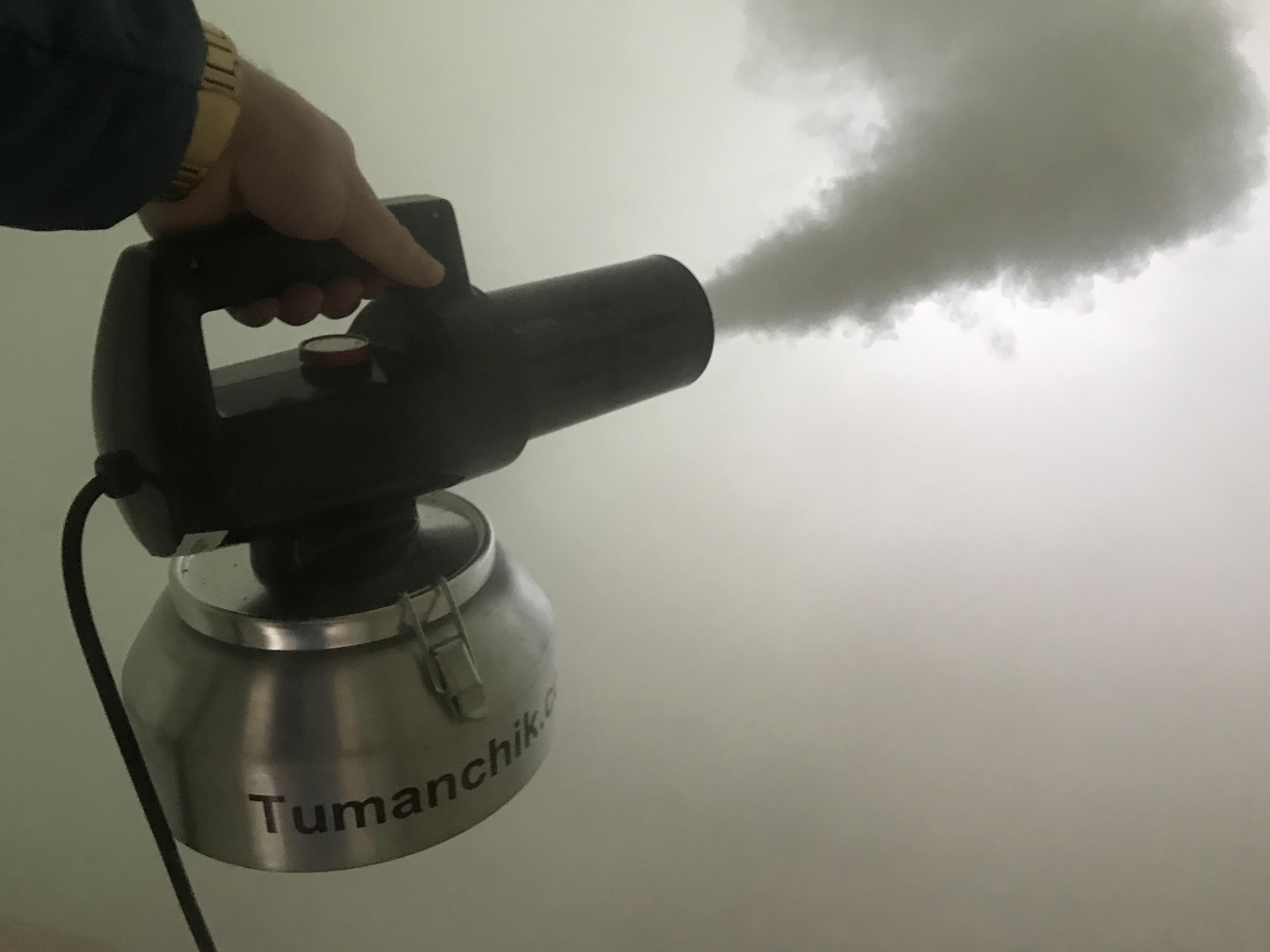 Устранение трупного запаха