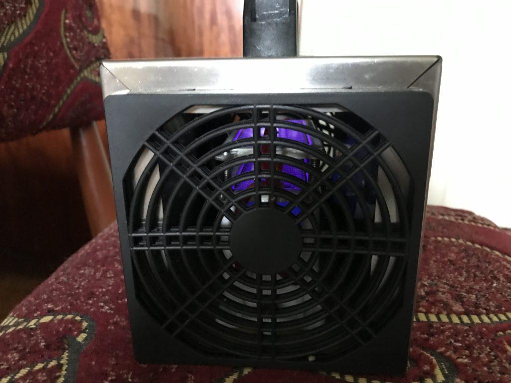 Озонирование дома